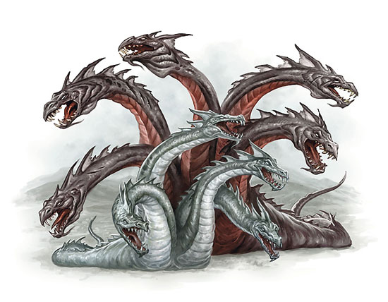 Hydra Greek Mythology Hydra